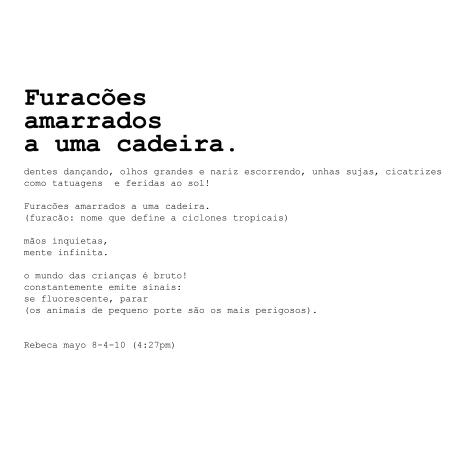 ruracoes poema