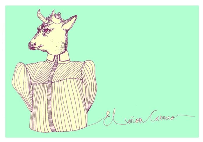 El señor carnero